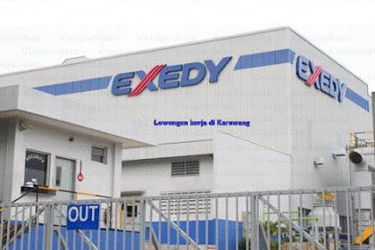 Lowongan Kerja PT EXEDY Manufacturing Indonesia Mei 2019