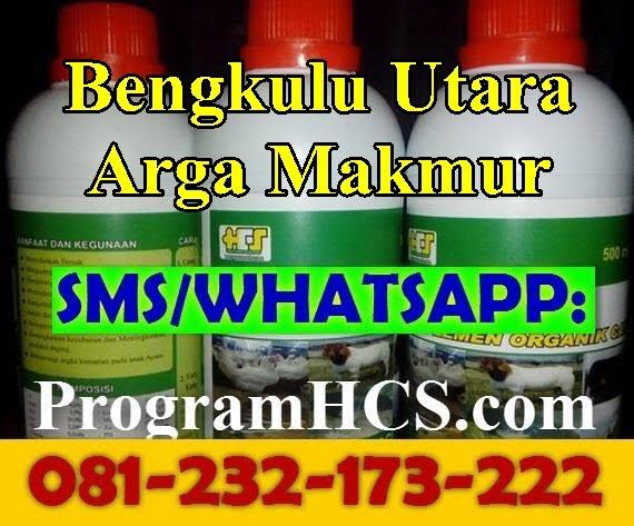 Jual SOC HCS Bengkulu Utara Arga Makmur