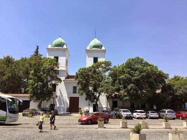 Los Dominicos, Santiago Chile