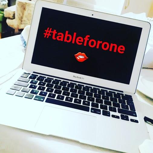 #tableforone  #glasgowgirlg1  #glasgowgirl  #independent  #girlpower