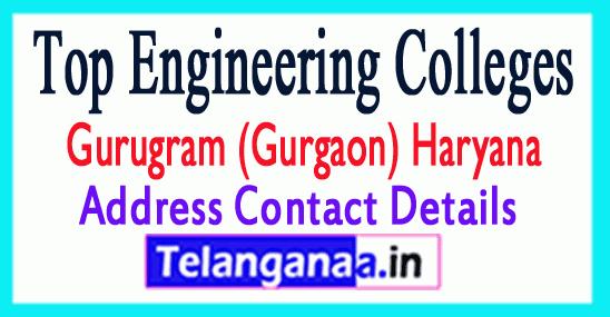 Top Engineering Colleges in Gurugram (Gurgaon)
