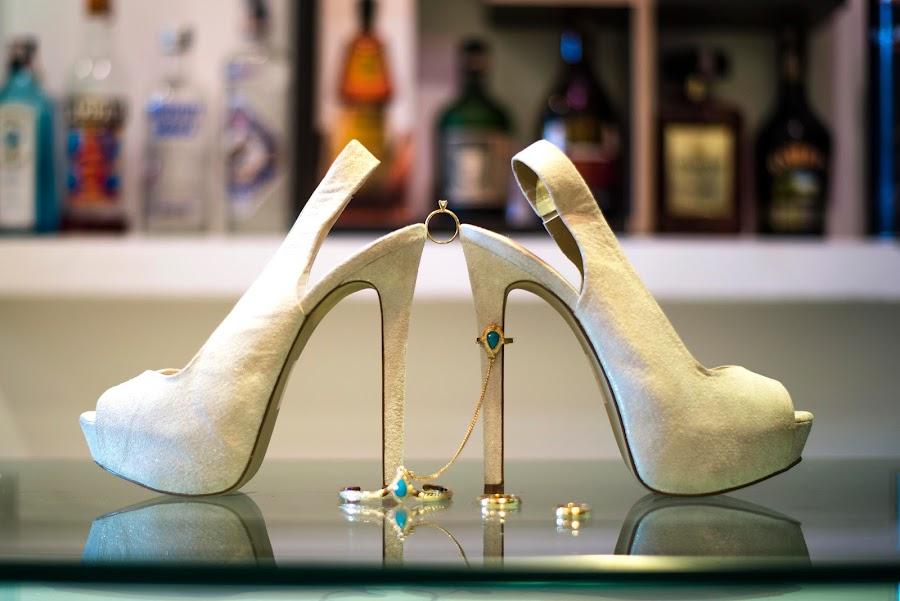 Zapatillas: Fotografía de Bodas