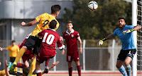 Νίκη με 1-0 για την ομάδα Κ20 της ΑΕΚ επί της Λάρισας