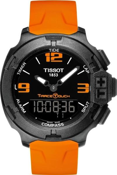 3Tissot T-RACE TOUCH