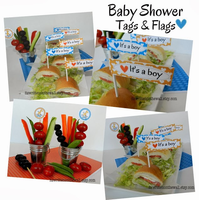 need party things for a baby boy baby shower we