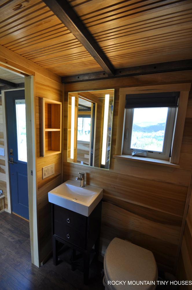 Pemberley 37 Gooseneck Tiny House