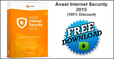 Δωρεάν Avast Internet Security 2015 για 6 Μήνες - Προσφορά Μέχρι και 6/11/2015