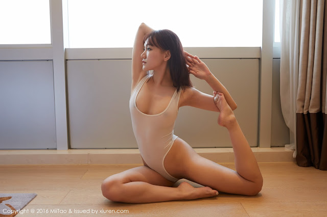 Hot girls Beauty Asian Girls sexy body model Mandy Mo Zi 11