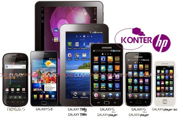 Daftar Harga Smartphone Samsung Terbaru
