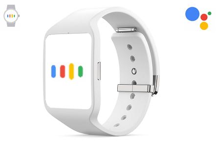 Google Assistant Smart Watch