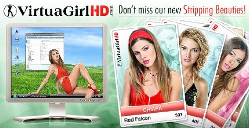 Virtual Girl Hd Pictures