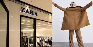 Ανελέητο κράξιμο στα Zara -Ο τρόπος που φόρεσαν τα ρούχα εξόργισε (εικόνες)
