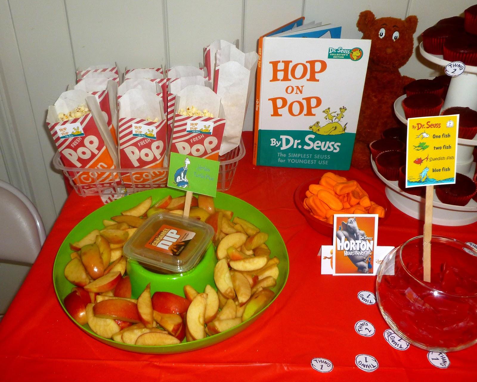 Hip Hip Horray It S Cameron S 1st Birth Day Treat Table