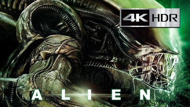 Alien el Octavo Pasajero (1979) Director´s Cut 4K UHD [HDR] Latino-Castellano-Ingles