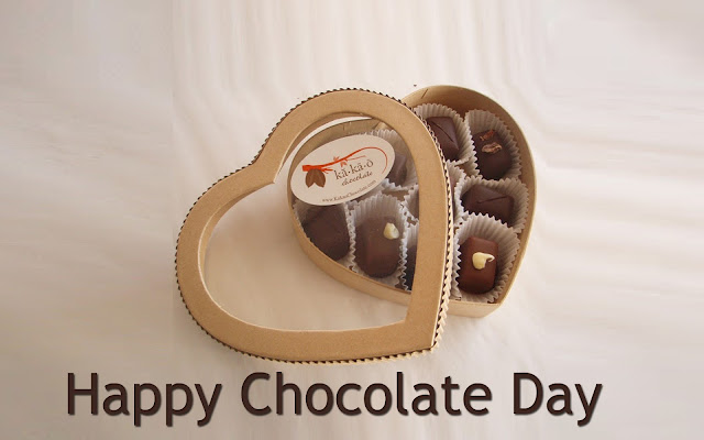 Beautiful  Chocolate Day images
