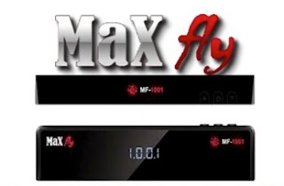 ATUALIZAÇÃO MAXFLY MF 1001 V1.041 - 07/12/2016