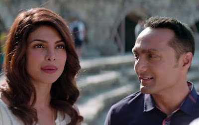 Priyanka Chopra and Rahul Bose in Zoya Akhtar's Dil Dhadakne Do, Directed by Zoya Akhtar