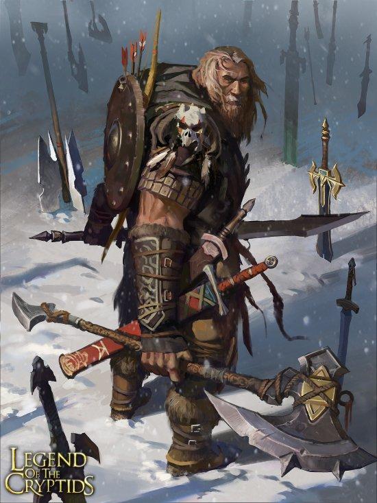 Jason Kang arstation arte ilustrações fantasia games