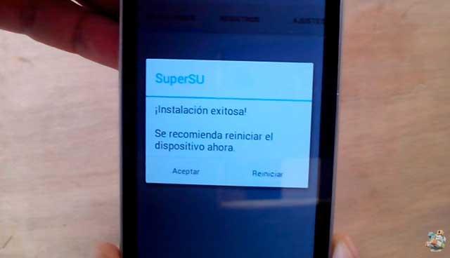 Como Ser Root en el Samsung Galaxy Ace 4