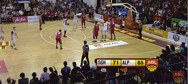 Saigon Heat def. Alab Pilipinas, 78-74 (REPLAY VIDEO) February 26