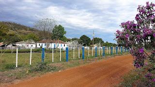 acesso - Camping Canarinho