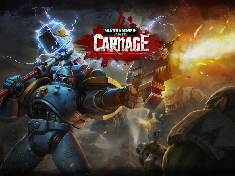 [Android Apk] Download Warhammer 40,000: Carnage