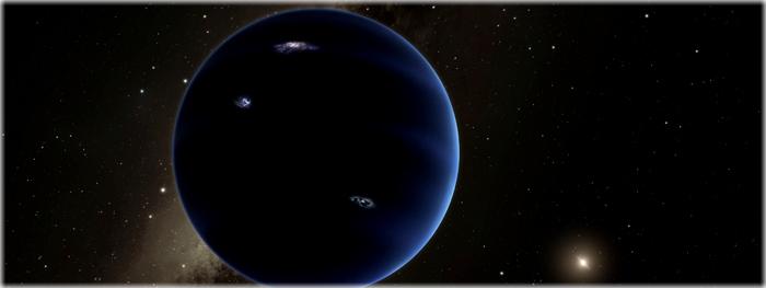 Planeta 9: quatro candidatos foram encontrados!
