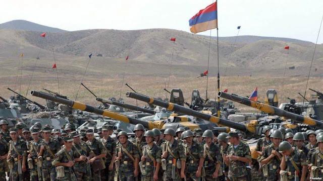 Moscú detiene USD100 millones en suministro de armas a Armenia