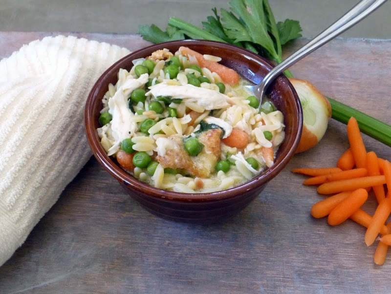 Chicken Pot Pie Pasta | by Life Tastes Good