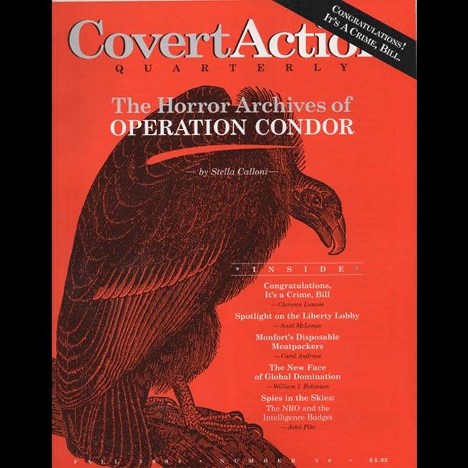 Covert Operation Magazine
