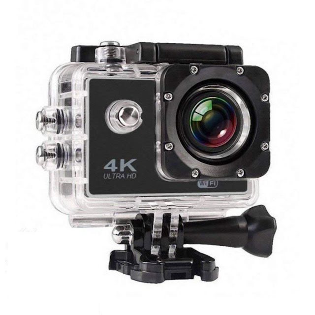 underwater shooting camera