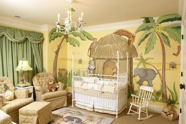 theme chambre b b. Black Bedroom Furniture Sets. Home Design Ideas