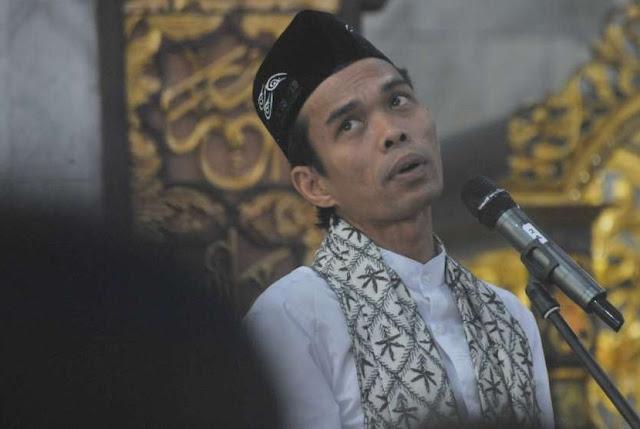 Ini Pujian Prabowo Terhadap Ceramah Ustaz Abdul Somad