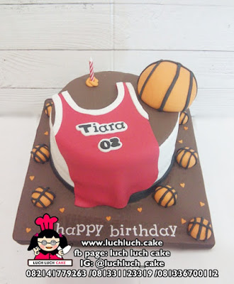 Kue Tart BasketBall