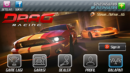 Drag Racing Classic Apk Mod Money