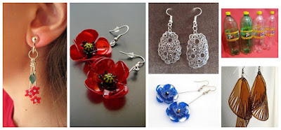 aretes-reciclando-botellas