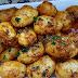 بطاطس بتتبيلة لذيذة جدا ومذاق اروع  تحضر في دقائق