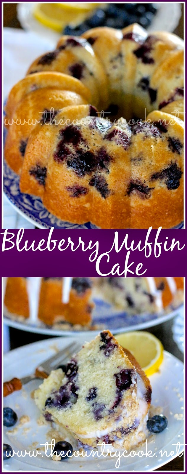 blueberry muffin cake the country cook blueberry muffin cake 1974