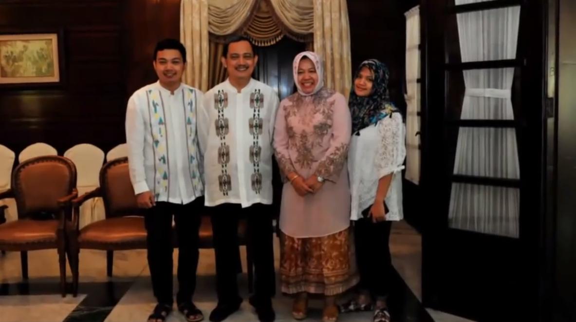 Keluarga Risma
