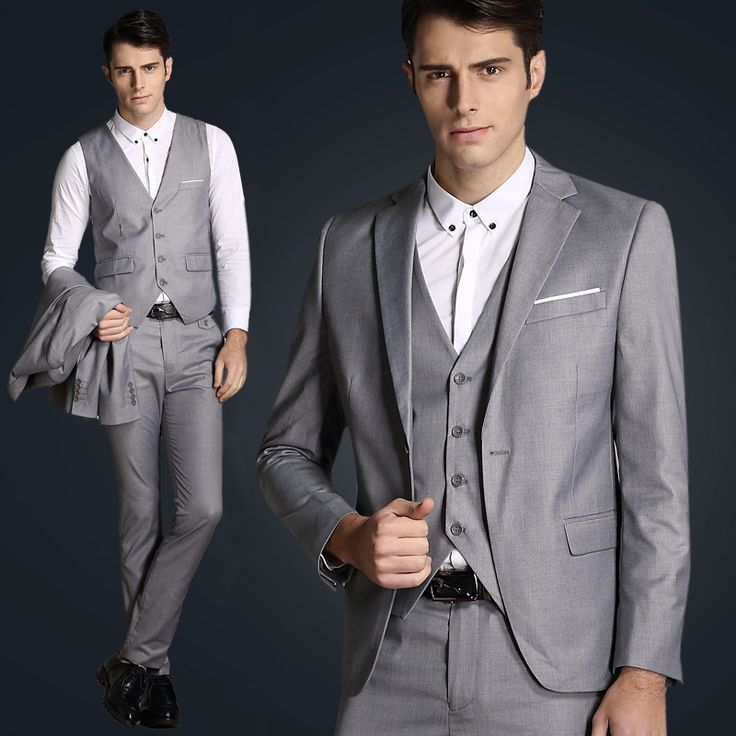 Men Wedding Latest Coat Pant Design Label Groom Suit Groomsman Party Special