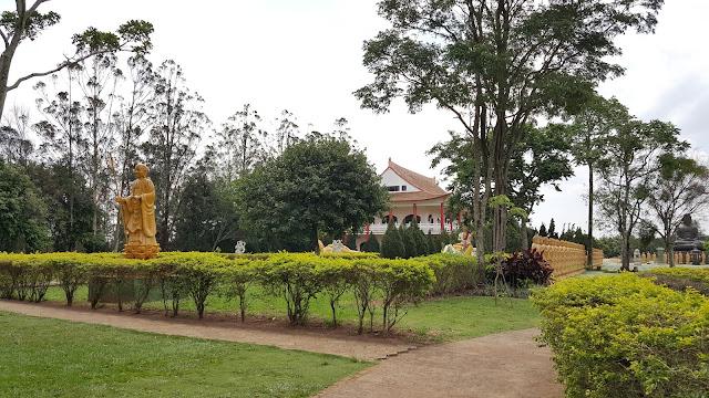 Templo Budista Foz do Iguaçu