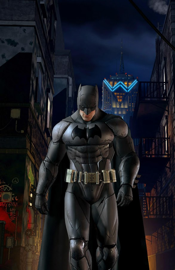 batman telltale series dc comics
