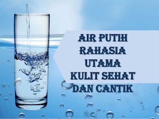 Kegunaan Air Putih