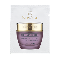 Δείγμα NovAge Ultimate Lift Advanced Lifting Day Cream SPF 15 €0,30  Κωδικός: 32094 Δίνει Bonus Points 0