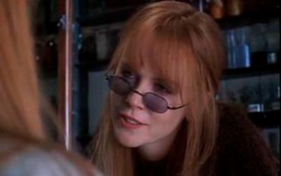 óculos anos 90 filmes