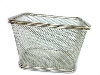 french fries basket, fryer basket, mesh basket