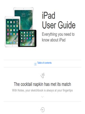 iPad Pro 2 Manual