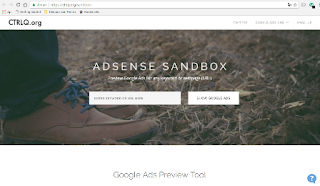 website sandbox
