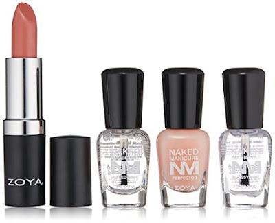 Zoya Nail Polish, Naked Manicure Lips & Tips Perfecting Quad $14 (reg $20)