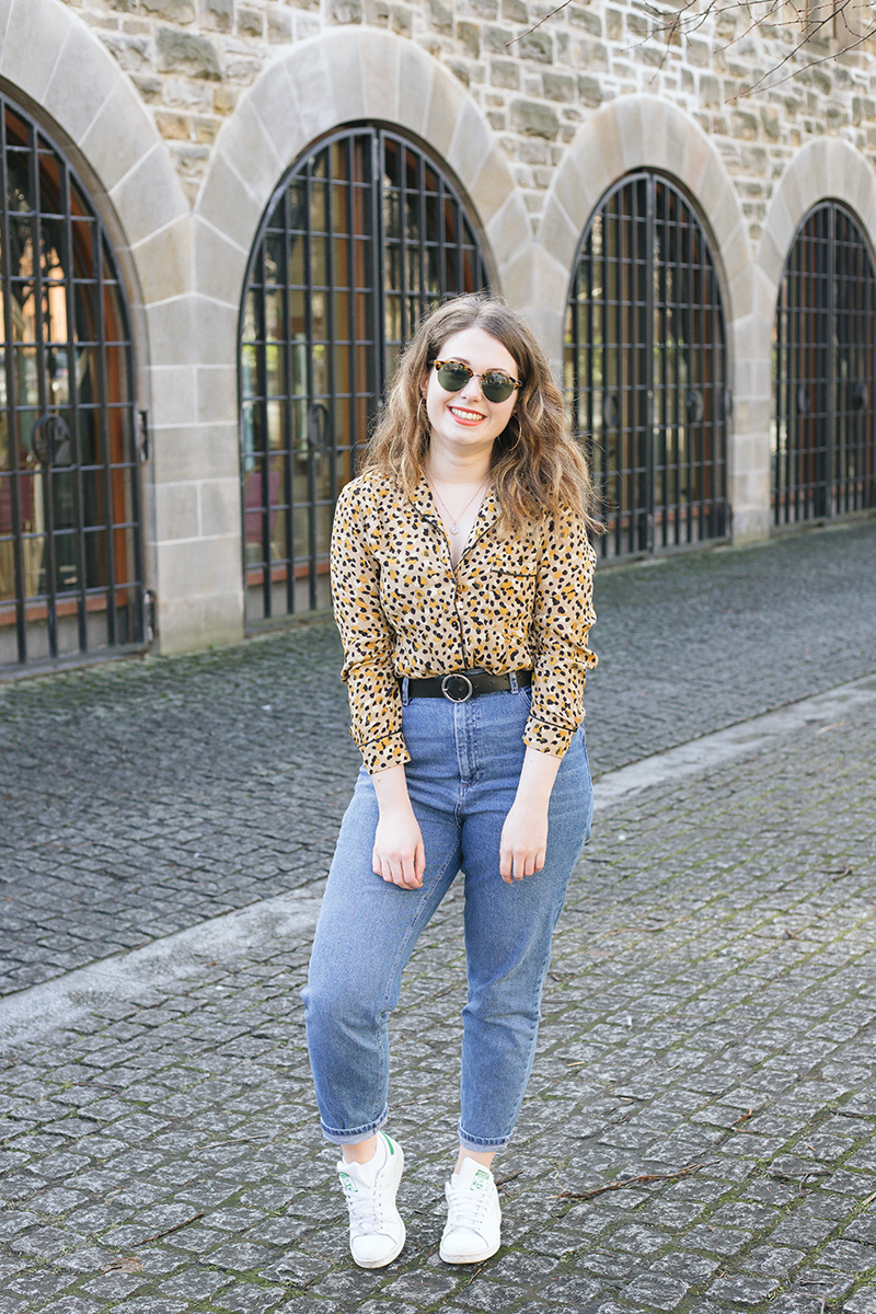 Mom Jeans Styling | Colours and Carousels - Scottish Lifestyle, Beauty and Fashion blog